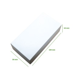 Pudełko Eko Box - opakowanie na telefon, akcesoria GSM 100 sztuk