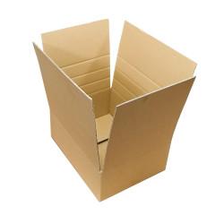 Karton klapowy z dodatkowym bigowaniem 390x295x300 mm 20 sztuk